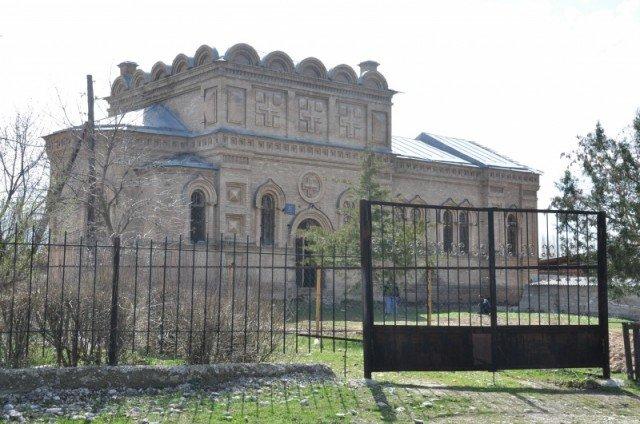 Исторический памятник восстанавливают в селе Каскасу