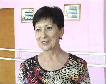 Наталья Гончарова осталась довольна выступлениями юных балерин Шымкента