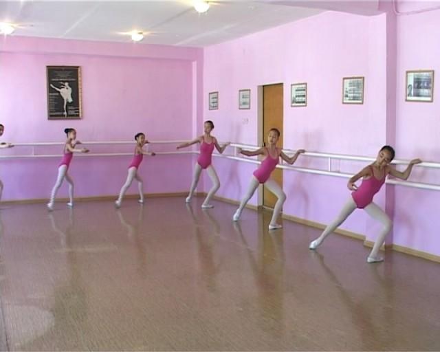 Балерины показали все свои способности