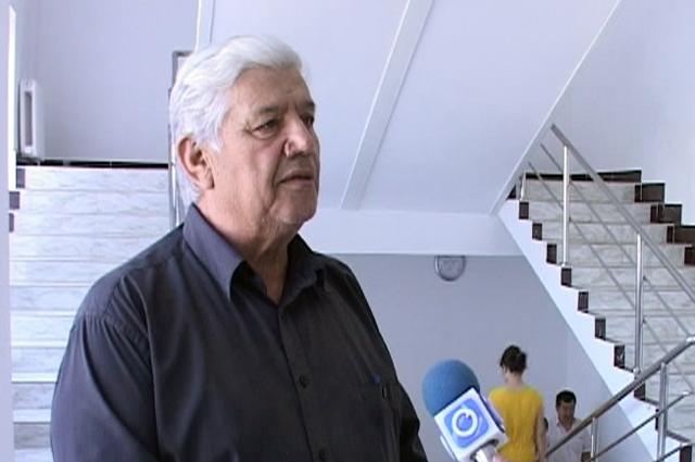 Член Ассамблеи народа Южного Казахстана Садыр Хасанов был депортирован со своими родными из Грузии в 40-е годы