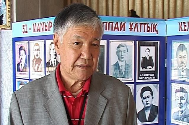 Диас Бокейханов, сын Габдулхакима Бокейханова,  тоже рос без отца, объявленного врагом народа и расстрелянного