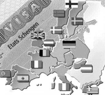 На 2013 год в страны Шенгенского соглашения входят 30 государств, из них в 26 фактически действует виза шенген. Это Австрия, Бельгия, Венгрия, Германия, Греция, Дания, Исландия, Испания, Италия, Латвия, Литва, Лихтенштейн, Люксембург, Мальта, Нидерланды, Норвегия, Польша, Португалия, Словакия, Словения, Финляндия, Франция, Чехия, Швейцария, Швеция, Эстония.