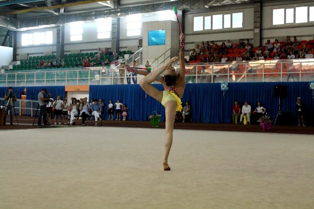 Сабина Аширбаева показала лучший результат