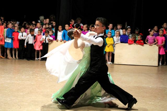 Танцоры взрослой категории