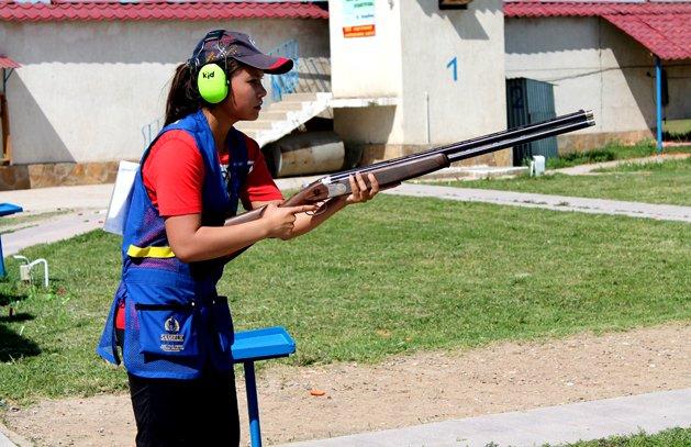 III молодежные игры Казахстана по стендовой стрельбе