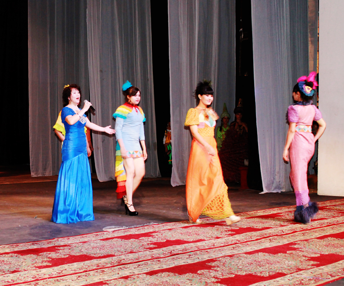 Мода определяет социальную жизнь, культуру и поведение, уверены учащиеся 5-го колледжа
