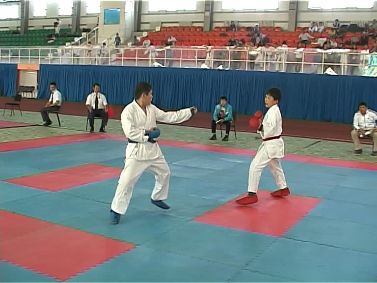 Открытый чемпионат РК по каратэ-до шотакан