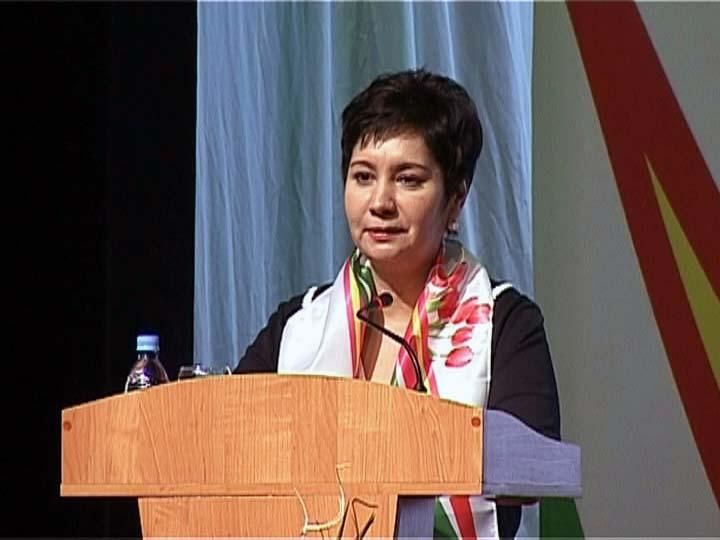 Гульшара Абдыкаликова, председатель национальной комиссии по делам женщин и семейно-демографической политике при Президенте РК