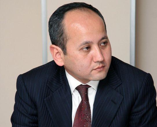 Экс - глава БТА Банка Мухтар Аблязов