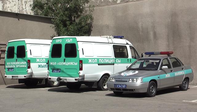 Автомобили дорожной полиции
