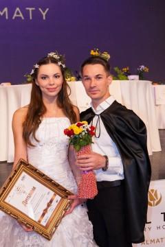 Вадим и Карина Беляевы