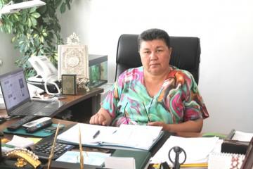 Гульнар Сапарымбет