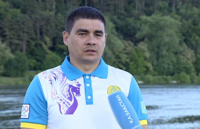 Денис Жарменов - главный тренер национальной сборной РК