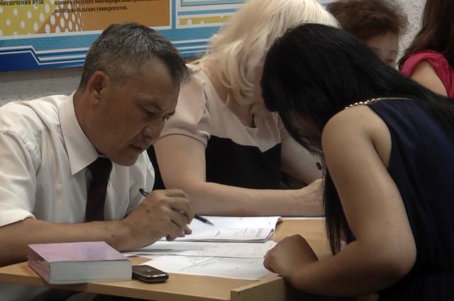 Особенно много жалоб поступило на задания по математике и истории Казахстана