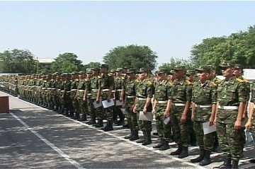 Солдаты выполнили свой гражданский долг перед страной