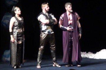 В городе состоялась премьера волшебной феерии Уильяма Шекспира «Сон в летнюю ночь»