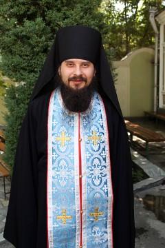 Иеромонах Иероним, насельник Святоуспенской почаевкой лавры