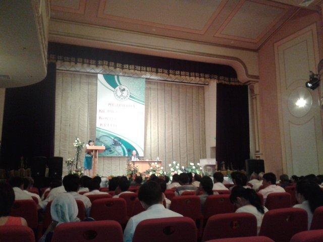 Главные культурные проблемы обсудили на собрании