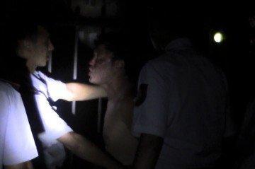 Кадр с оперативного видео