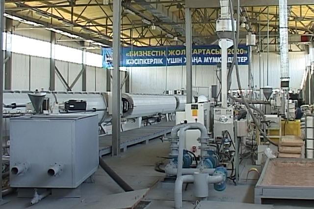 Трубы, соответствующие мировым стандартам качества производят в Шымкента