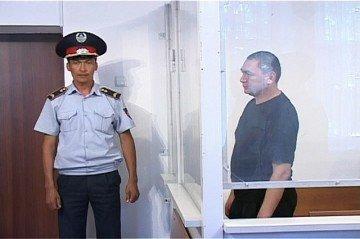 Гани Рахиев понесет наказание в колонии общего режима