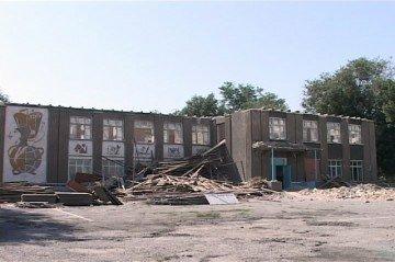 В №31 школе ремонтные работы вновь возобновились