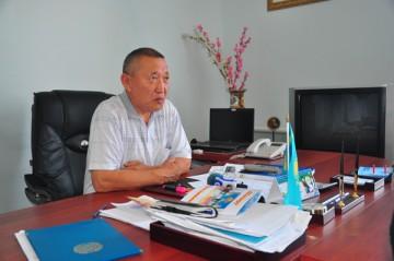 Мухтар Усербаев