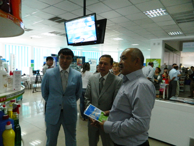 Организаторы выставки надеются, что при государственных закупках областные управления отдадут предпочтение продукции местных товаропроизводителей.