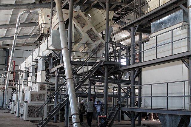 Этому оборудованию аналогов в Казахстане нет, уверяет руководство завода.