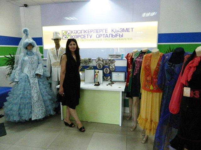 На выставке были представлены товары практически всех направлений промышленности.
