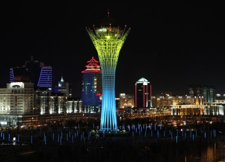 Как казахстанцы отдохнут на День столицы