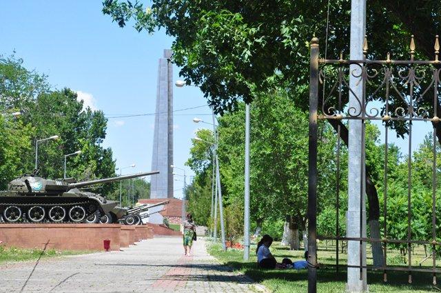 В ближайшие дни в Шымкенте будет жарко и дождливо.