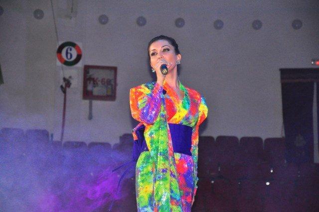 Звезда Узбекистана Райхон Ганиева представила в Шымкенте свою новую программу «Мама»