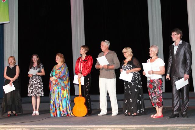 Победители и дипломанты фестиваля