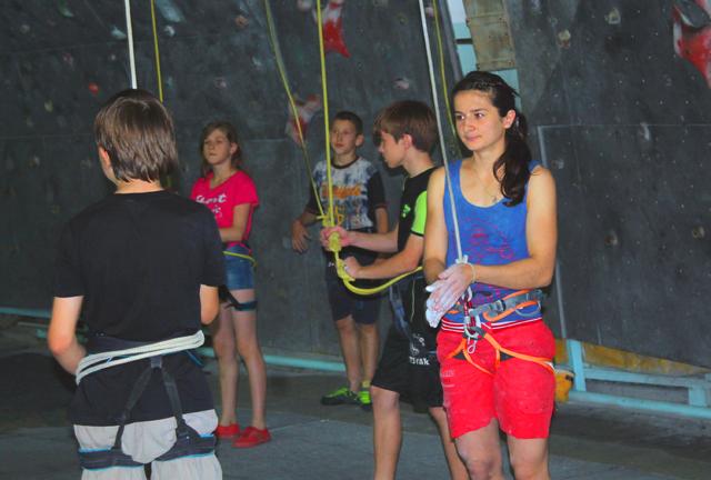 Елена Груняшина все лето будет готовится к ответственным соревнованиям