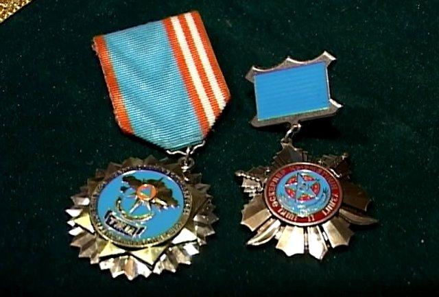 """Награда и Орден """"Кайсар"""" 2-ой степени"""