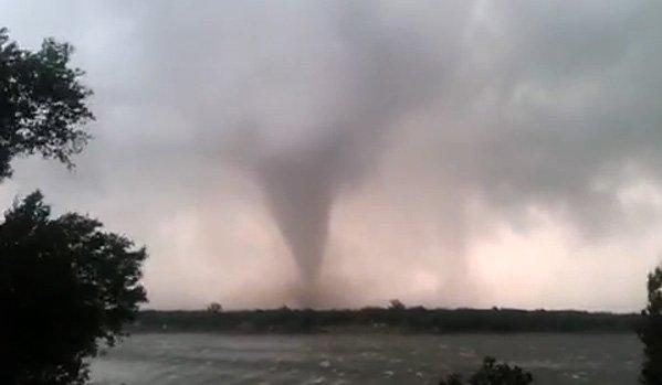 Смерч, торнадо