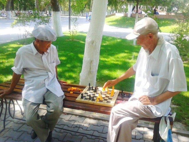 Анатолий Пак и Кайрош Токсанбаев дружат уже 30 лет