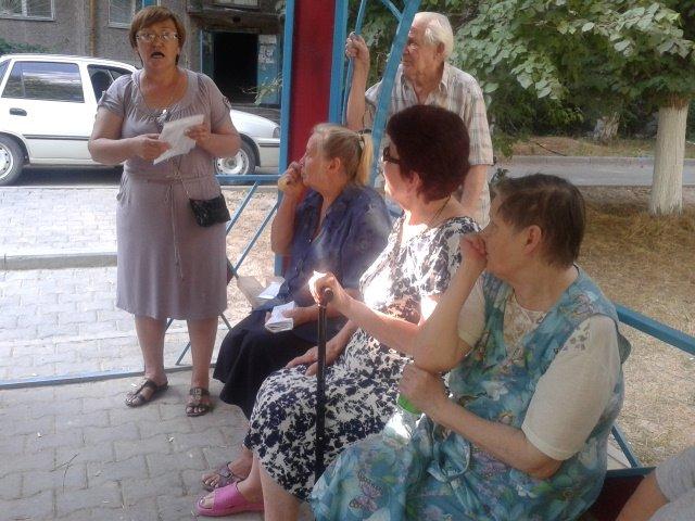 Возмущенные жители призвали к ответу представителей Водоканала