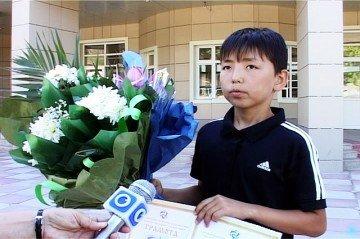 На международном турнире оправдал надежду своих наставников