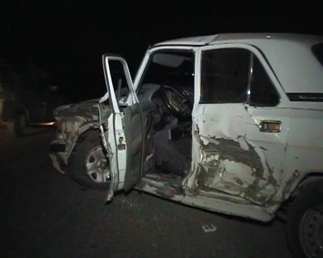 Автомобилям нанесен значительный ущерб