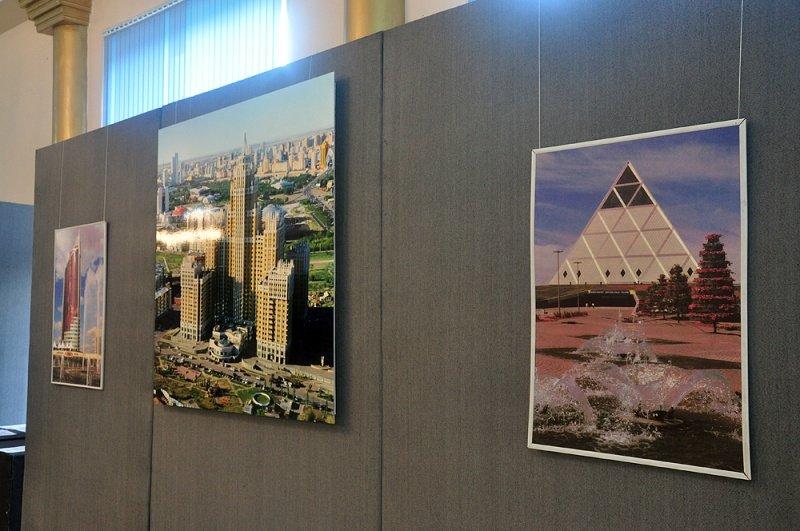 В каждой фотографии - частичка души фотографа, говорят участники выставки.