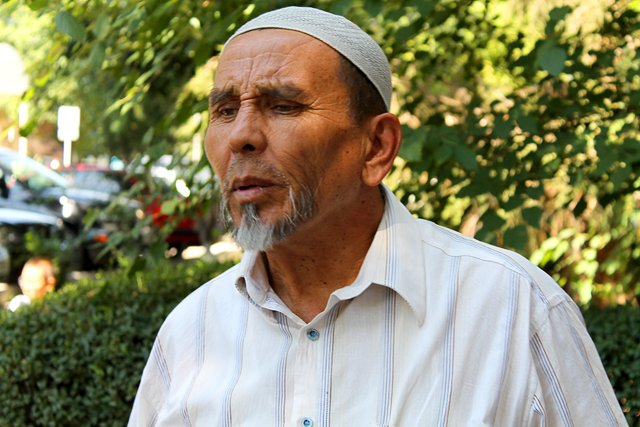 Абдраман Турмагамбетов, депутат ордабасинского районного маслихата