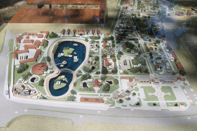 Так будет выглядеть зоопарк после реконструкции.