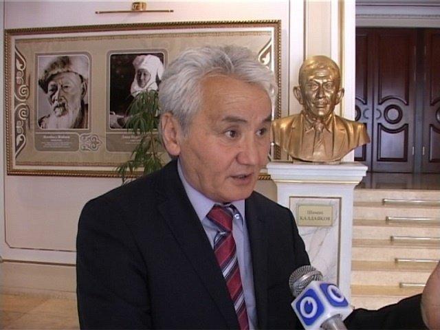 Режиссер- Тилеген Ахметов