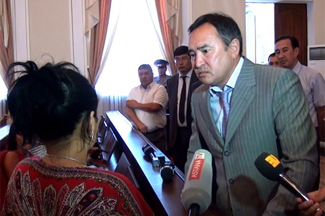 Аскар Мырзахметов обещал решить проблемы жителей