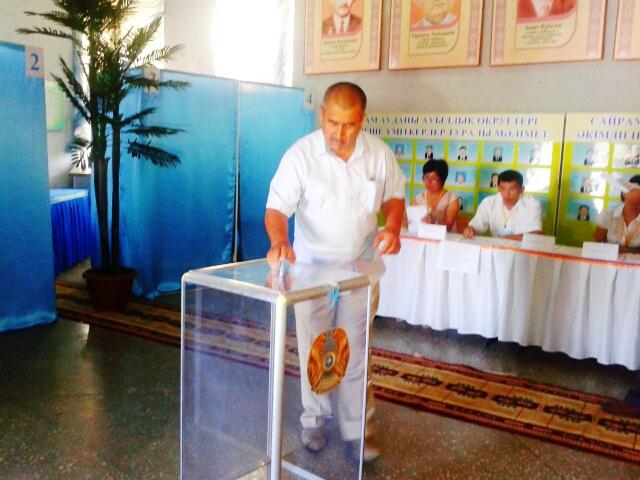 Депутаты выбирают акимов 17 округов