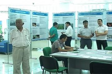 На выставке были представлены инвестиционные проекты всех районов ЮКО