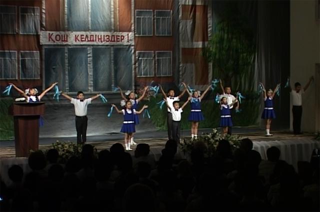 На конференции выступали танцевальные коллективы