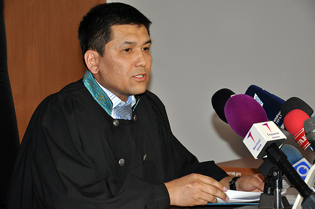 Мадияр Абдрасилов судья Аль-Фарабийского районного суда